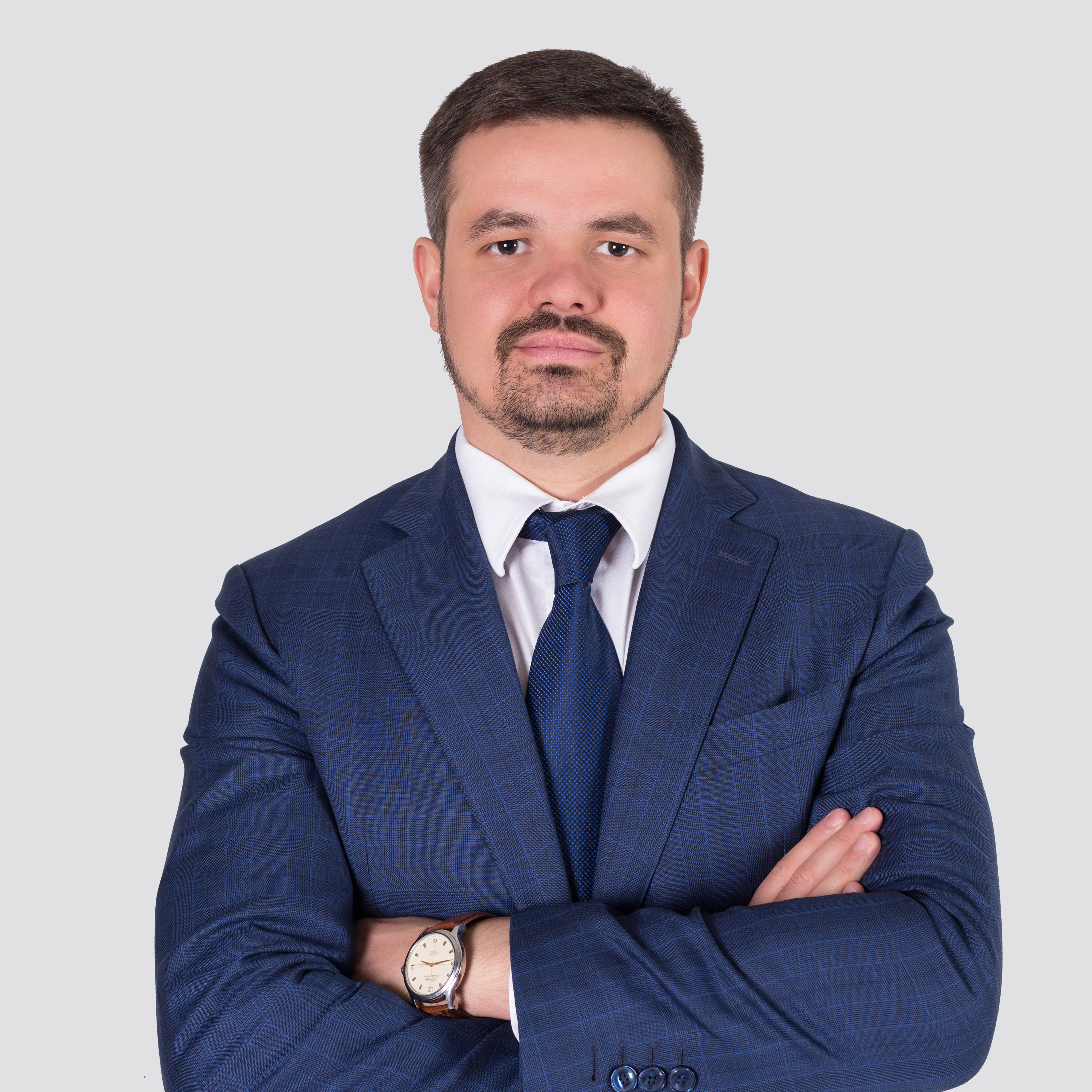 Oleh Goretskyy: The main achievement of a lawyer is his experience