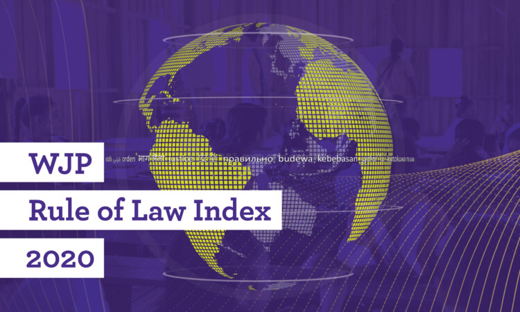 Save the date: The WJP Rule of Law Index 2020 launches March 11, with independent, original data measuring #ruleoflaw in 128 countries and jurisdictions worldwide.